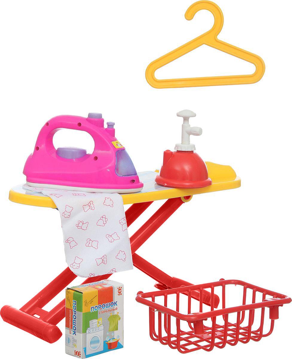 TopToys Игровой набор Гладильный top toys гладильный набор