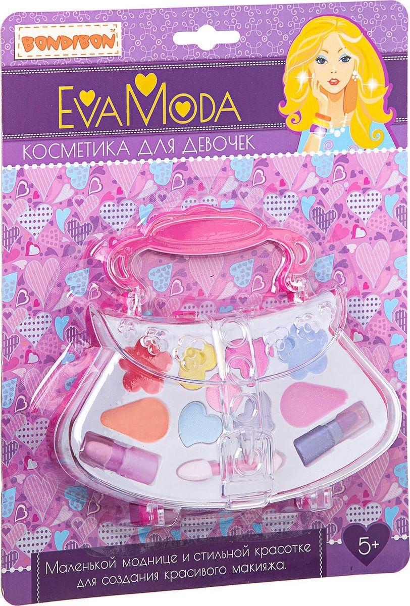 Bondibon Набор детской декоративной косметики Eva Moda ВВ1750