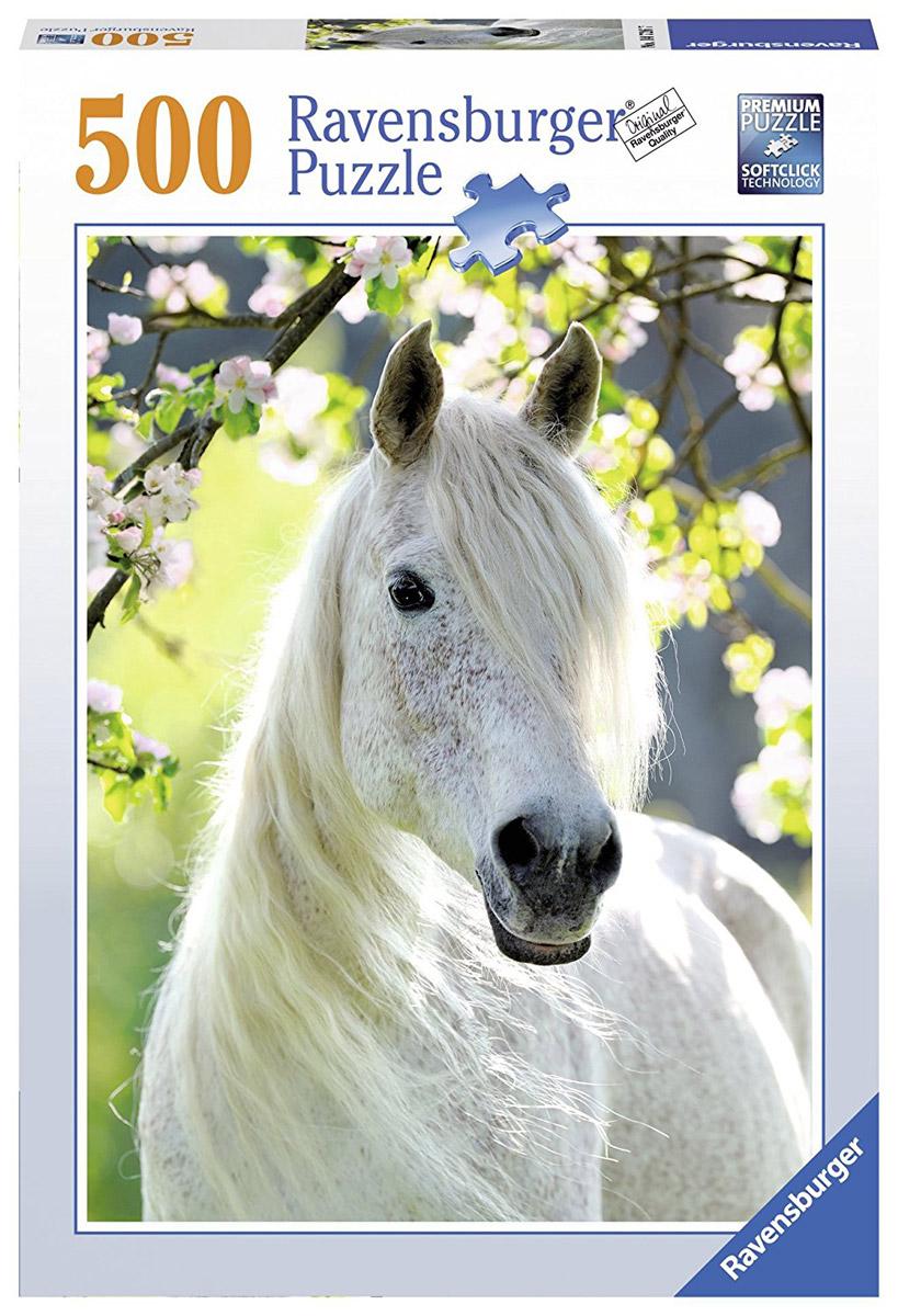 Ravensburger Пазл Грациозная белая лошадь