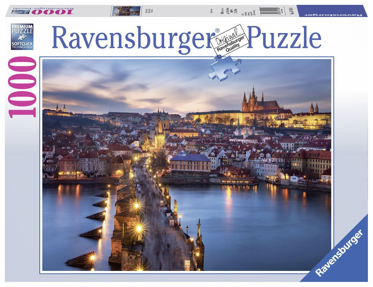 Ravensburger Пазл Ночная Прага