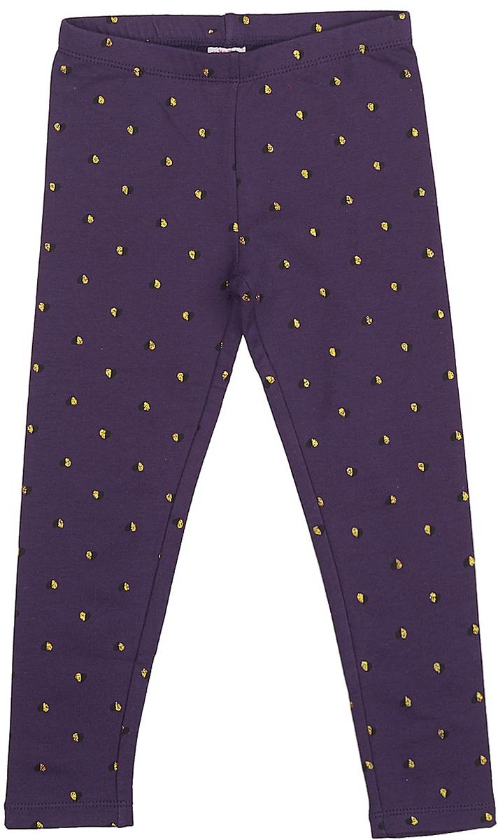 Леггинсы для девочки Sela, цвет: серовато-пурпурный. PLG-515/403-7331. Размер 110, 5 летPLG-515/403-7331Трикотажные леггинсы для девочки от Sela выполнены из эластичного хлопка. Модель на талии дополнена эластичной резинкой.