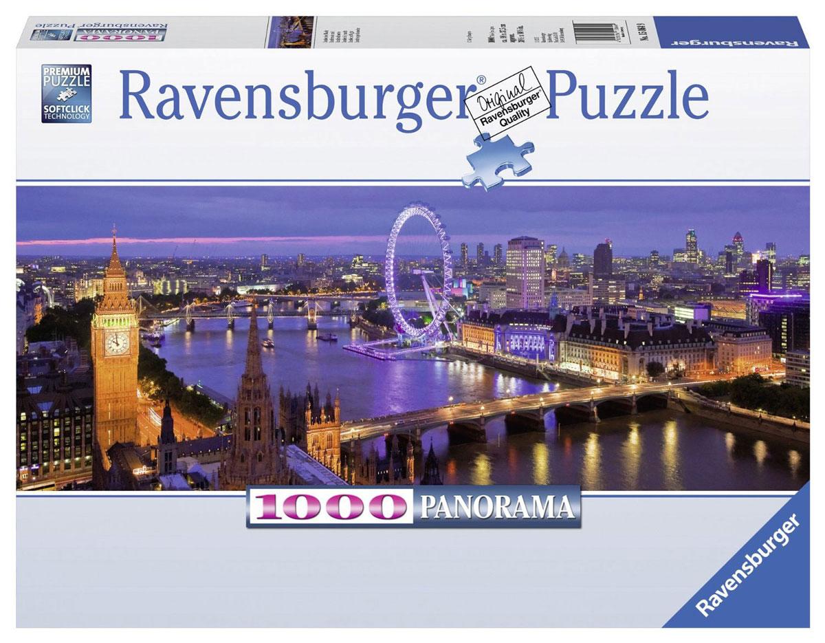 Ravensburger Пазл Ночной Лондон