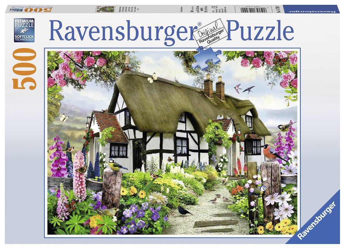 Ravensburger Пазл Дом мечты 14709