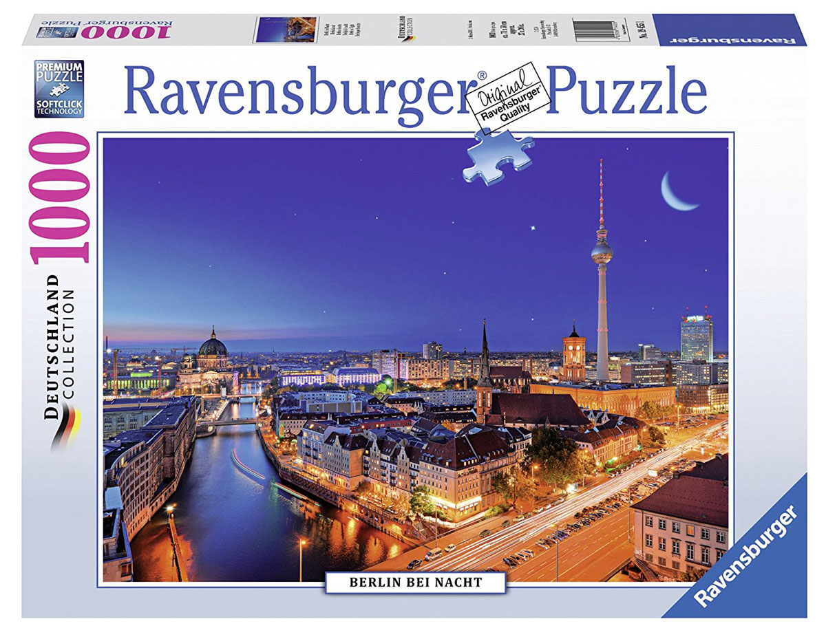 Ravensburger Пазл Ночной Берлин