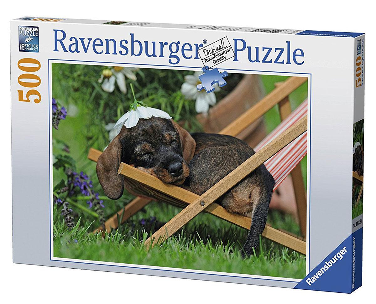 Ravensburger Пазл Очаровательная такса