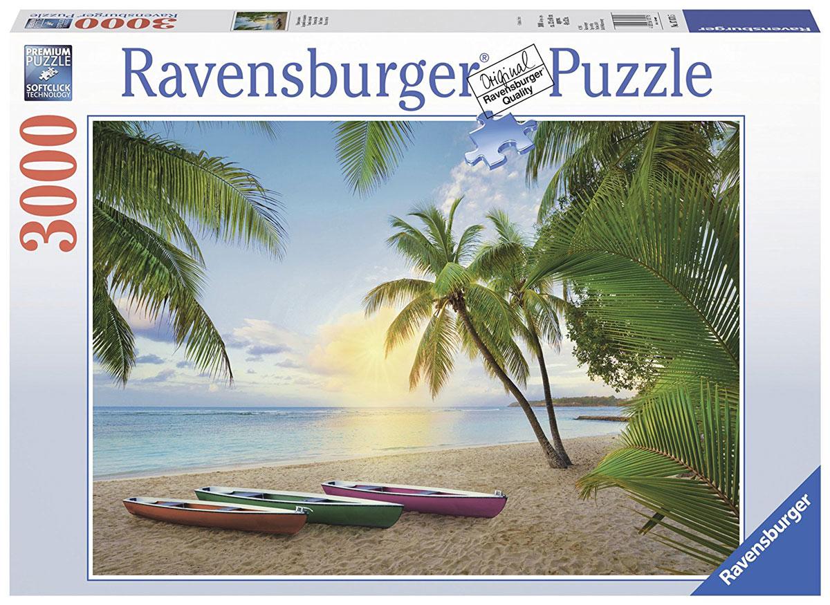 Ravensburger Пазл Пальмовый рай