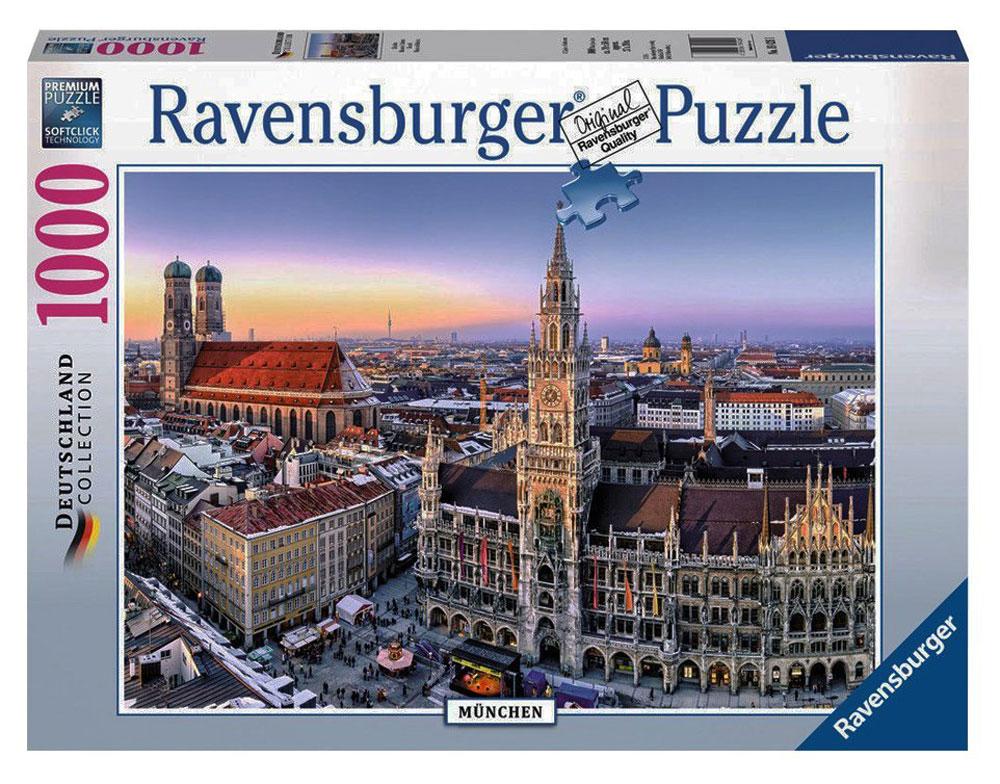 Ravensburger Пазл Мюнхен