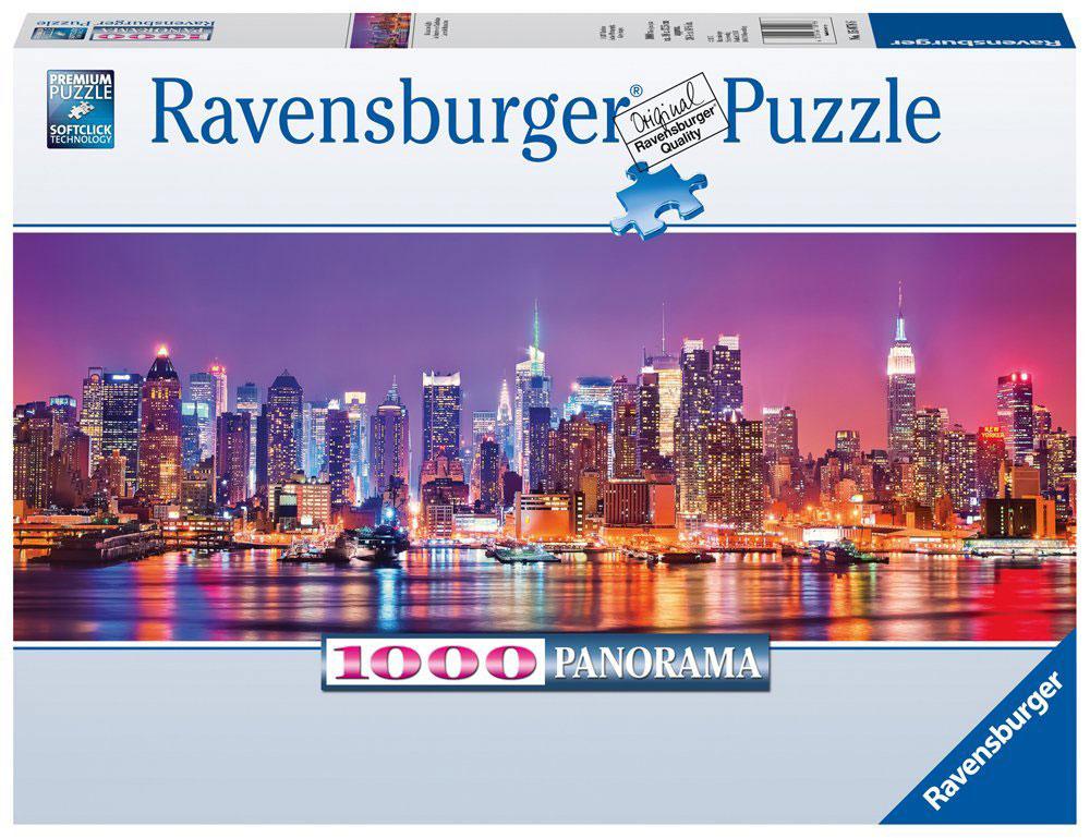 Ravensburger Пазл Огни ночного Манхеттена
