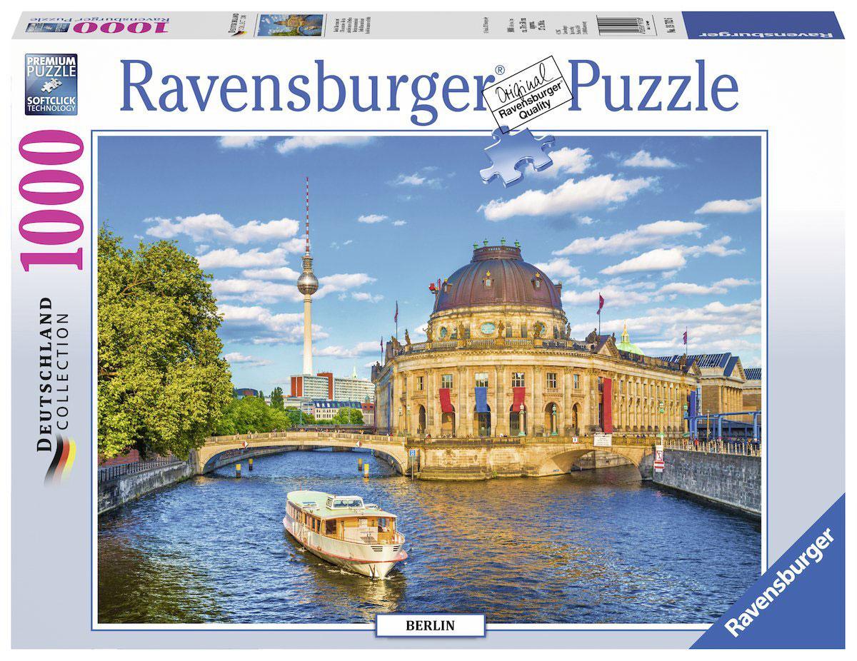Ravensburger Пазл Музейный остров в Берлине