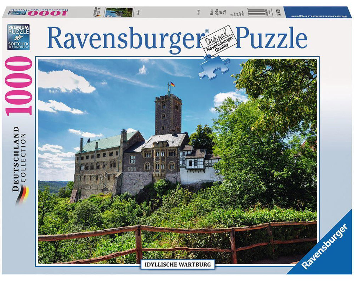Ravensburger Пазл Замок Вартбург