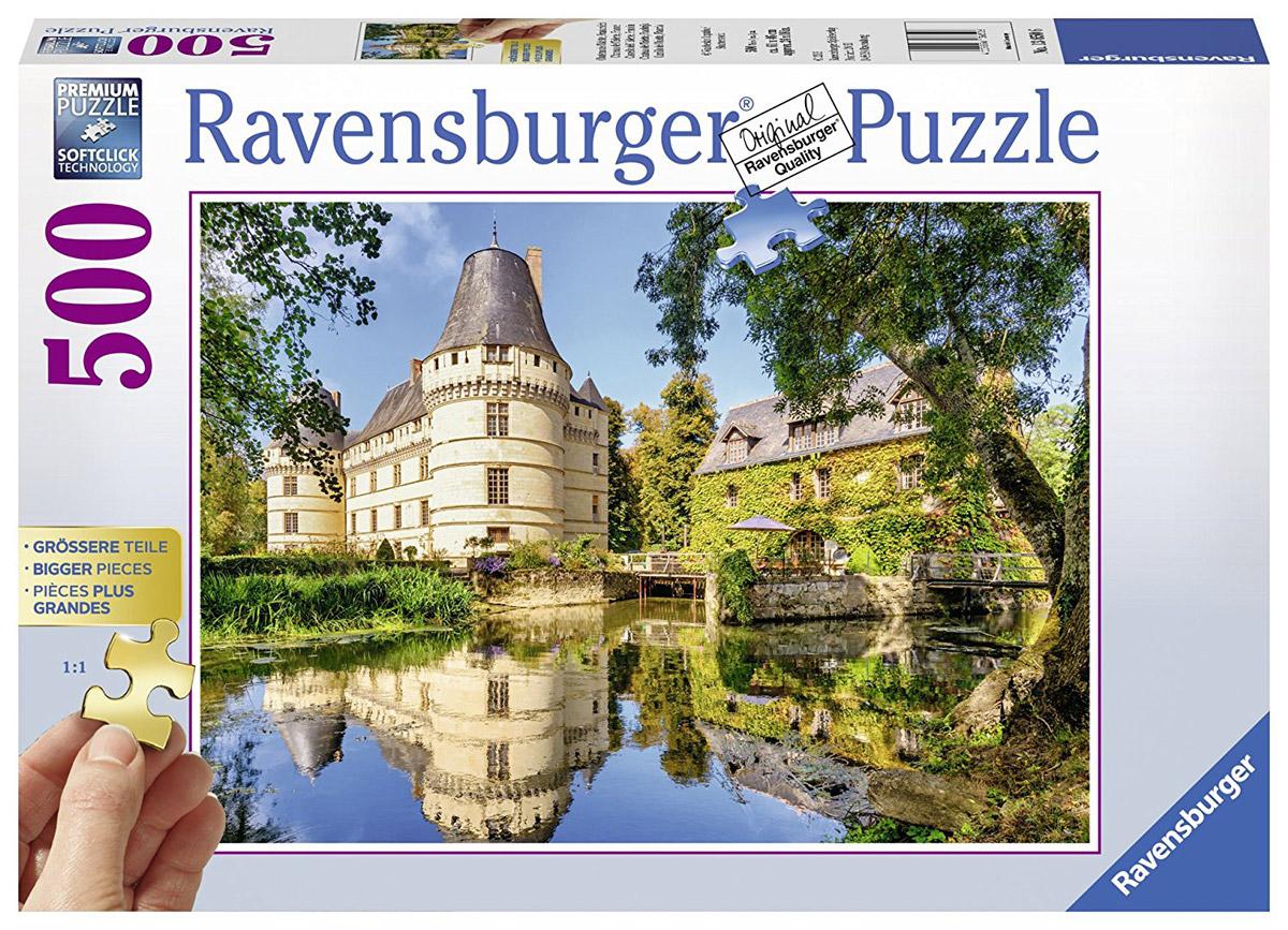 Ravensburger Пазл Замок Ислетт Франция