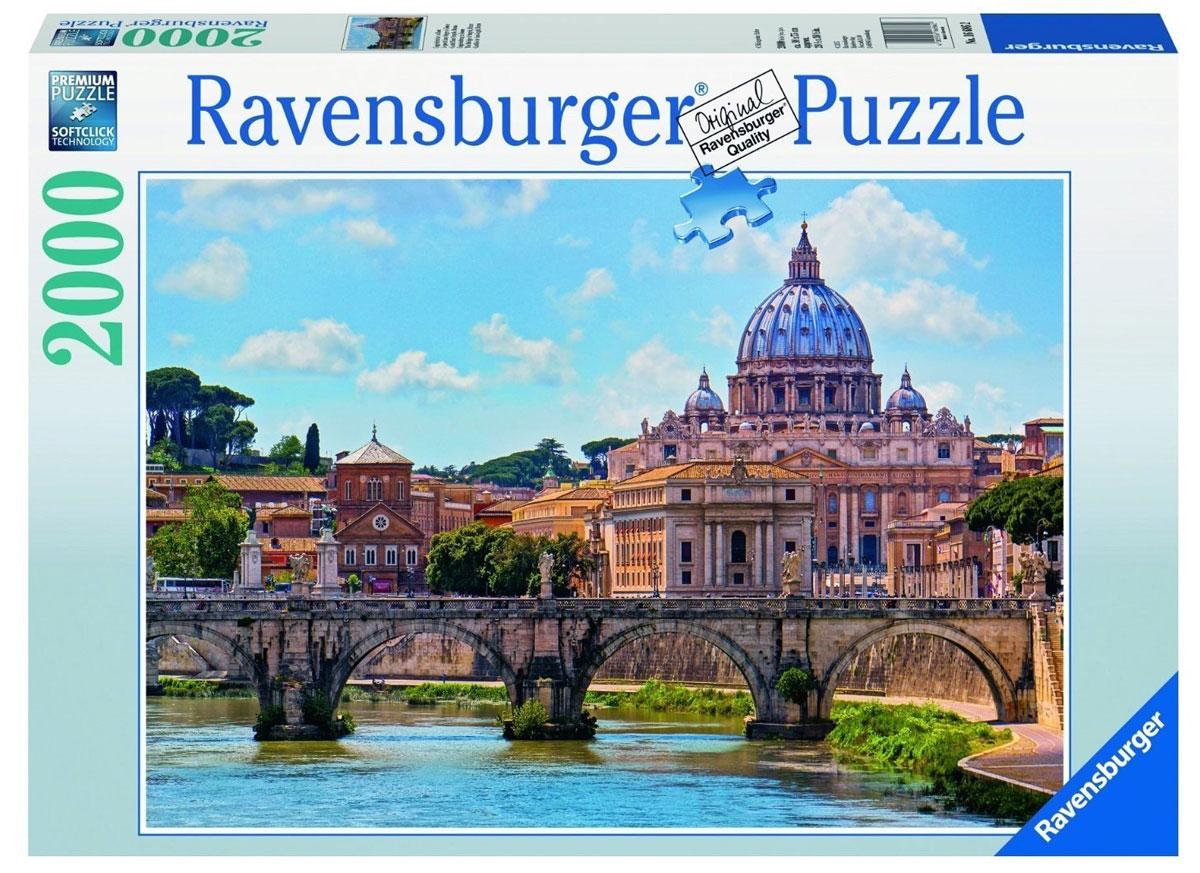 Ravensburger Пазл Мост Святого Ангела Рим