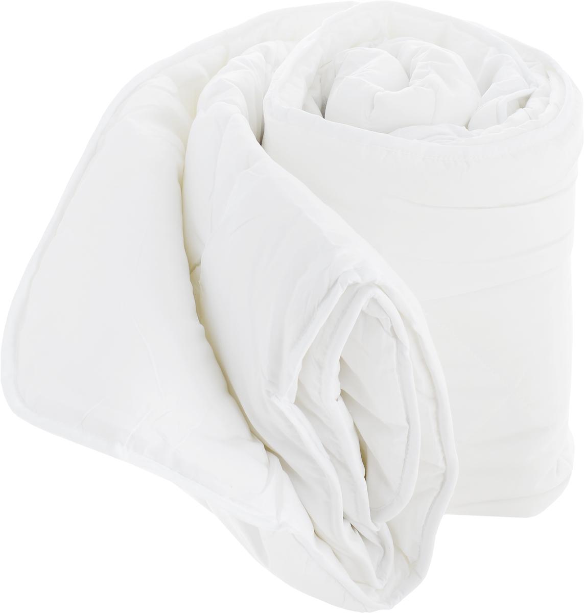 Одеяло Коллекция Лебяжий пух, 2-спальное, всесезонное, наполнитель: силиконизированное волокноОЛП-2Одеяло не вызывает аллергии, не впитывает запахи и пыль, великолепно сохраняет форму после многочисленных стирок и сушек. Уход за одеялом не составляет труда, оно не образует катышков. Способствует свободной циркуляции воздуха, поглощает влагу и сохраняет тепло. Размер одеяла: 170 х 200 см.