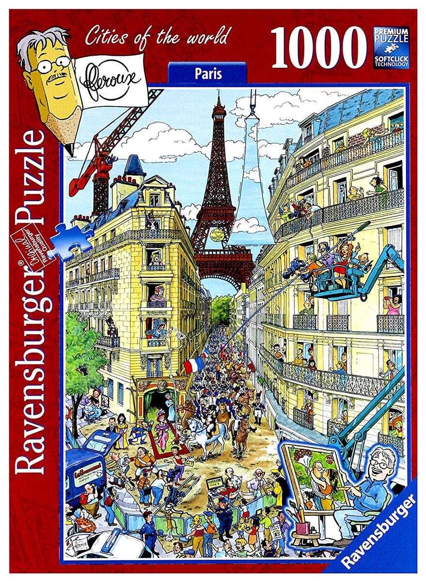 Ravensburger Пазл Париж