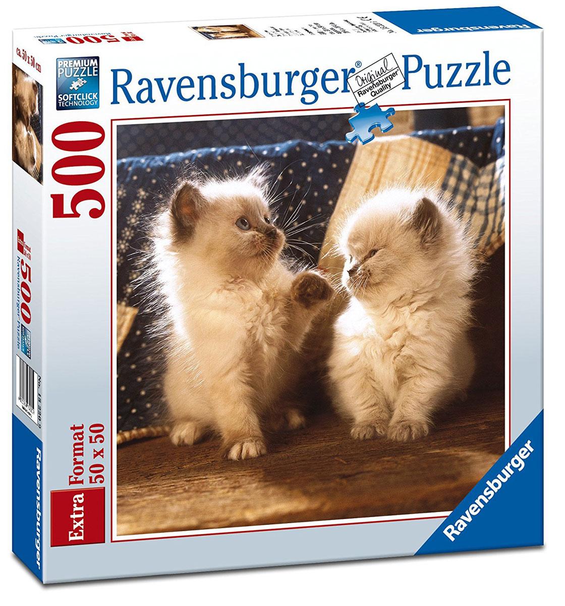 Ravensburger Пазл Персидские котята