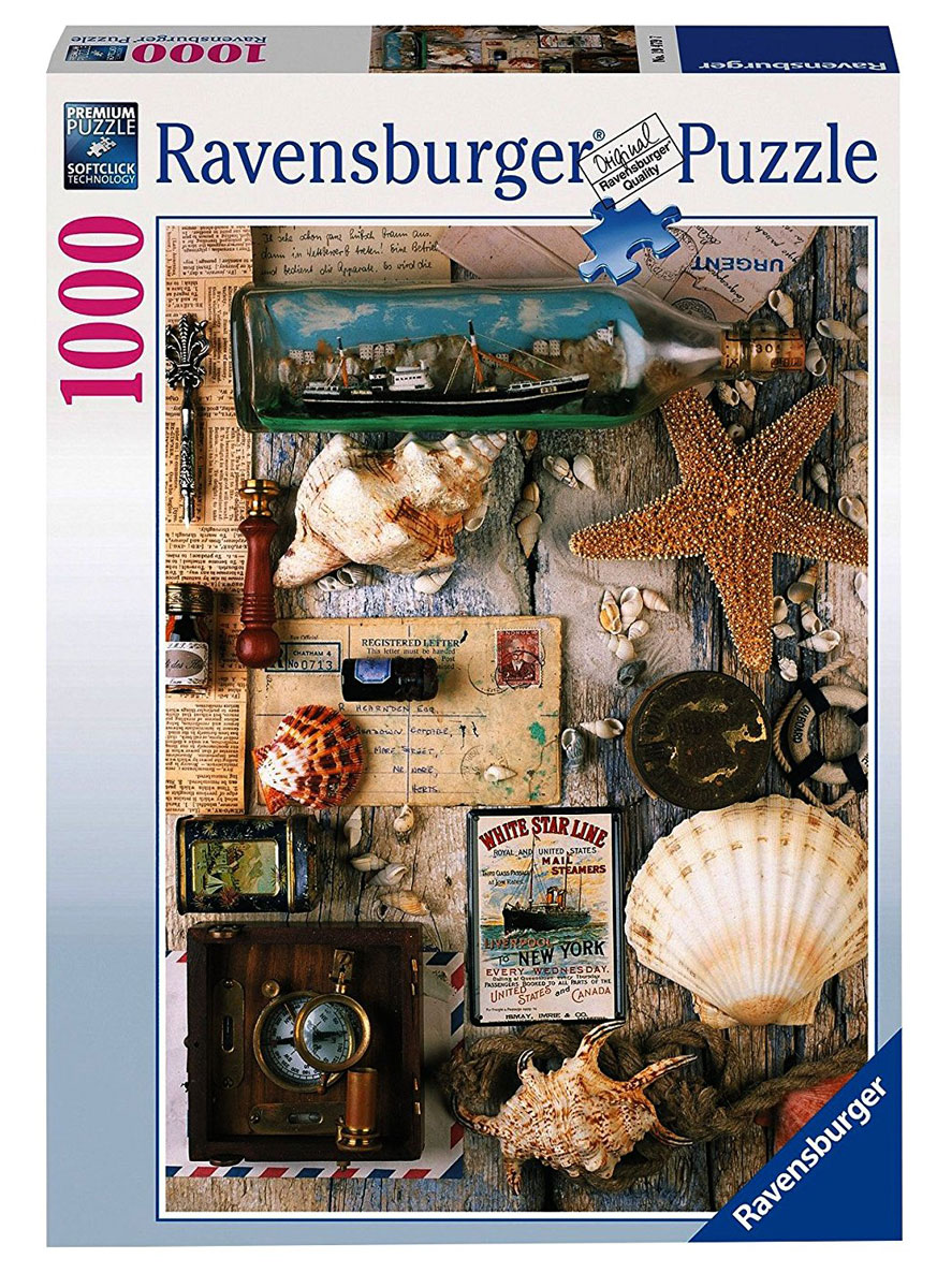 Ravensburger Пазл Морские сувениры