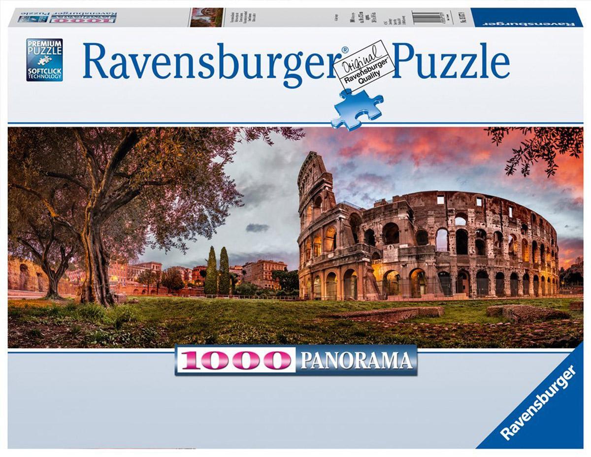 Ravensburger Пазл Колизей на закате