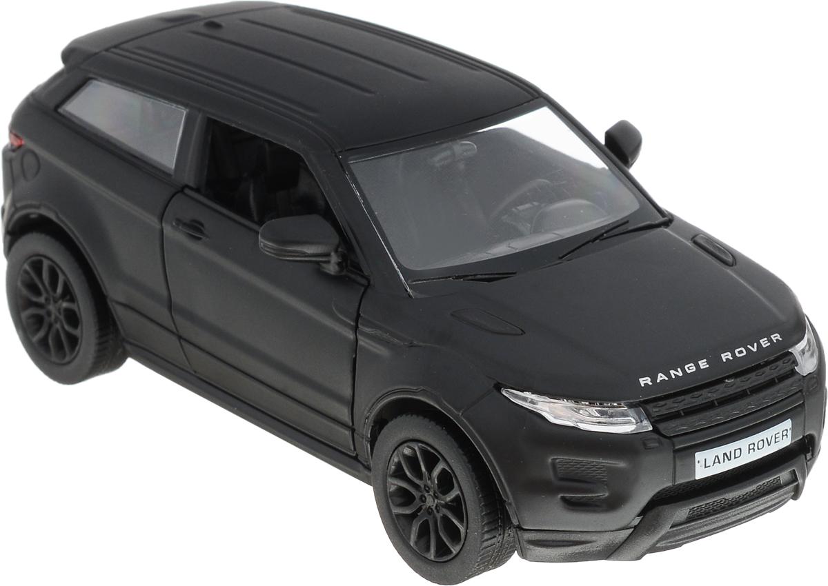 Autotime Модель автомобиля Land Rover Range Rover Sport цвет черный игрушка pitstop land rover range rover sport black ps 554007 bl