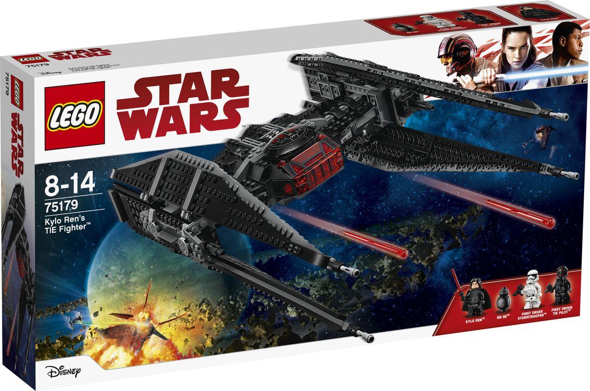 LEGO Star Wars Конструктор Истребитель СИД Кайло Рена 75179