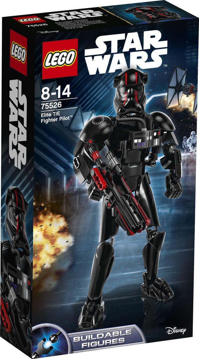 LEGO Star Wars Конструктор Элитный пилот истребителя Сид 75526