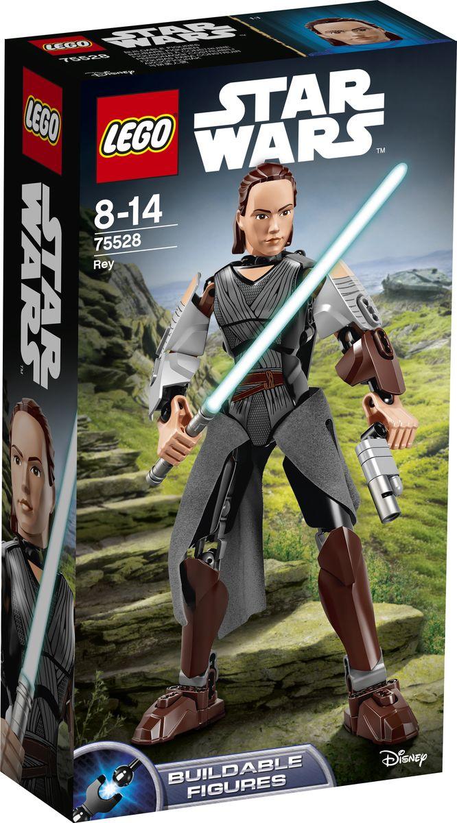 LEGO Star Wars Конструктор Рей 75528 очки рей бен оригинал купить в спб