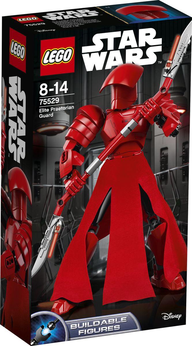 LEGO Star Wars Конструктор Элитный преторианский страж 75529 lego star wars фигурка конструктор финн 75116