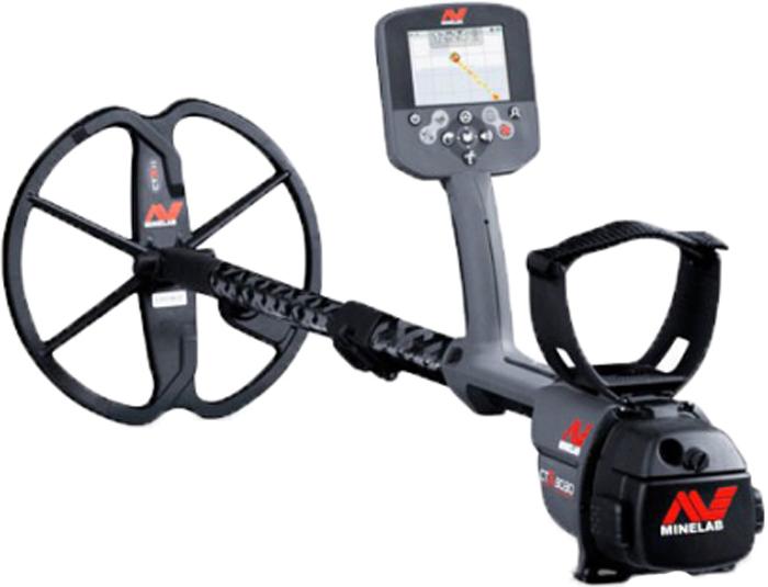 Металлоискатель Minelab CTX 3030 - Металлоискатели