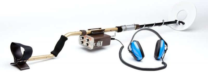 Металлоискатель Tesoro Sand Shark, катушка 8  - Металлоискатели