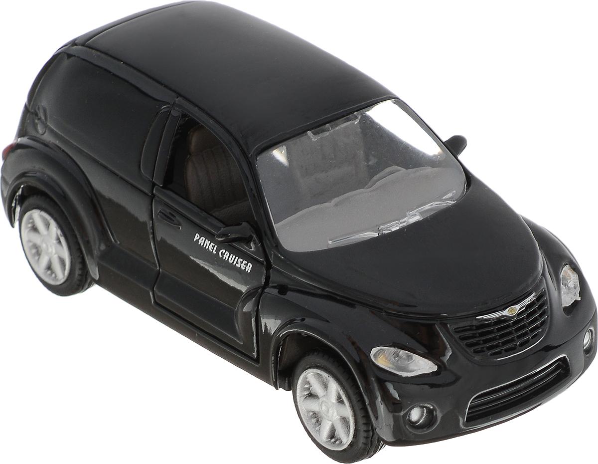 Autotime Модель автомобиля Chrysler Panel Cruiser цвет черный машинки autotime машина uaz 31514 ваи