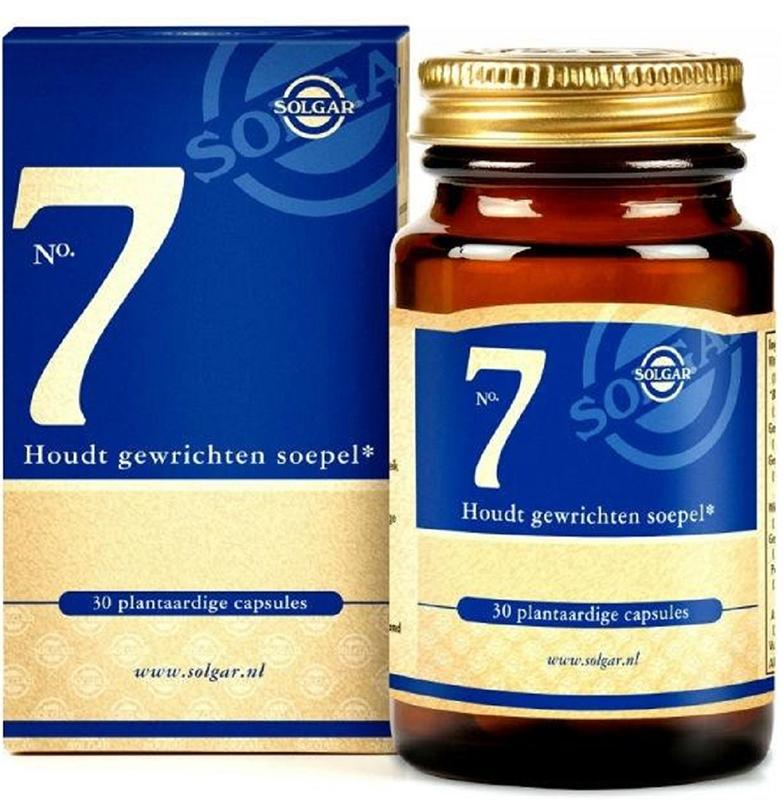 Солгар №7 капсулы 540 мг №30217476Сфера применения: РевматологияХондропротектирующее