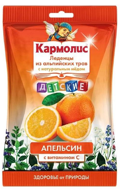 Леденцы детские Кармолис, с медом и витамином С, апельсин, 75 г222032Леденцы Кармолис оказывают иммуномодулирующее, противовирусное, антисептическое, отхаркивающее, противовоспалительное, болеутоляющее, анксиолитическое, седативное, ветрогонное, желчегонное, спазмолитическое действие.Сфера применения: оториноларингология, против гриппа и простуды.