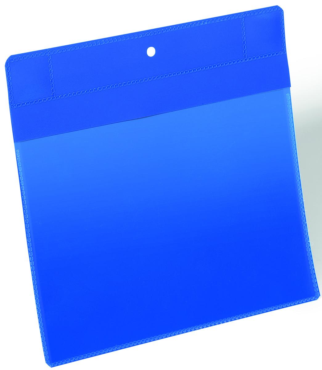 Durable Карман для маркировки цвет синий 1746-071746-07Карман для маркировки с двумя неодимовыми магнитами. Применяется для размещения маркировочной информации на металлических поверхностях, таких как складские стеллажи, металлические контейнеры. Синяя подложка-основа и прозрачное окошко выполнены из износостойкого полипропилена. Не бликует, что удобно для сканирования, не вынимая маркировочный вкладыш. Быстрая и удобная замена вкладыша. Возможно размещение на улице: благодаря специальному клапану обеспечивается защита вкладыша от пыли и дождя.Внутренние размеры: А5Внешние размеры: 223х218 мм (Ш х В)Упаковка: 10 штукДля оформления вкладыша воспользуйтесь бесплатной программой DURAPRINT