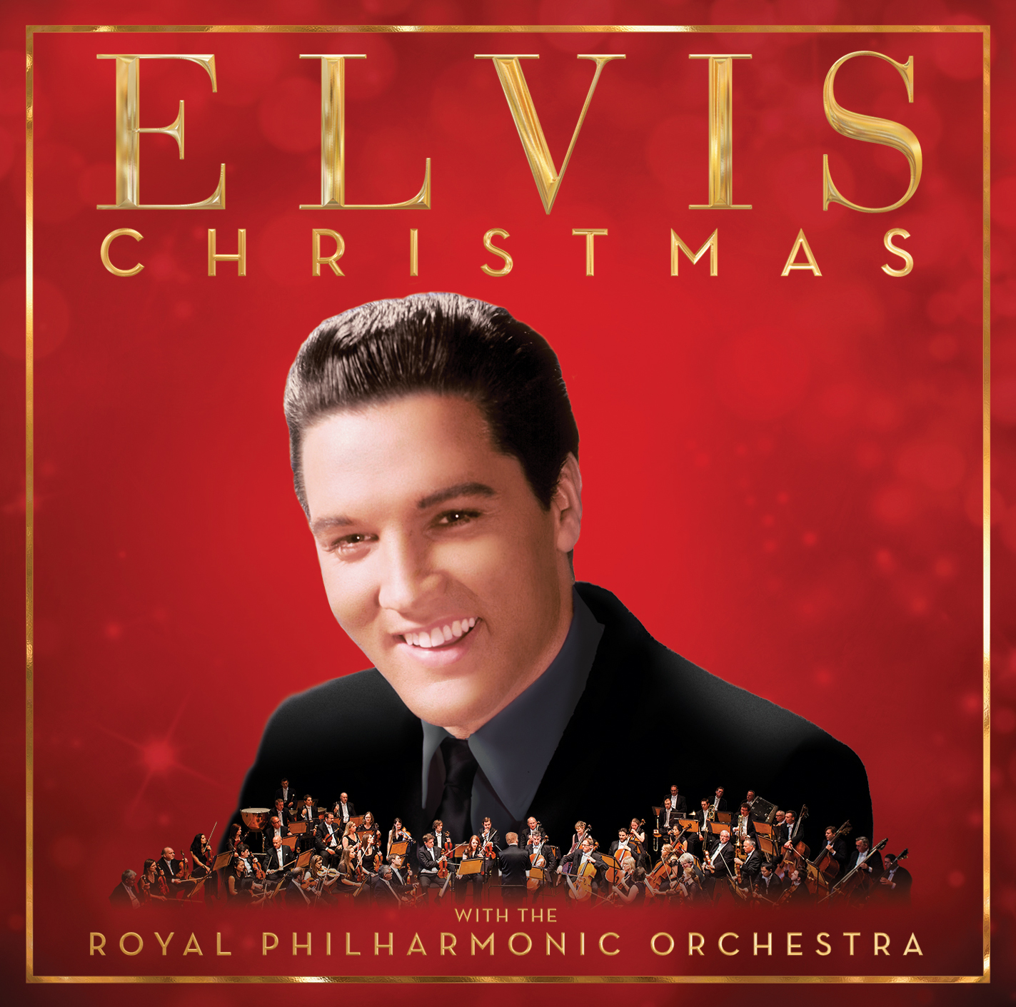 Элвис Пресли,The Royal Philharmonic Orchestra Elvis Presley, The Royal Philharmonic Orchestra. Christmas With Elvis Presley And The Royal Philharmonic Orchestra. Deluxe Edition elvis presley elvis presley royal philharmonic orchestra the wonder of you 2 lp cd