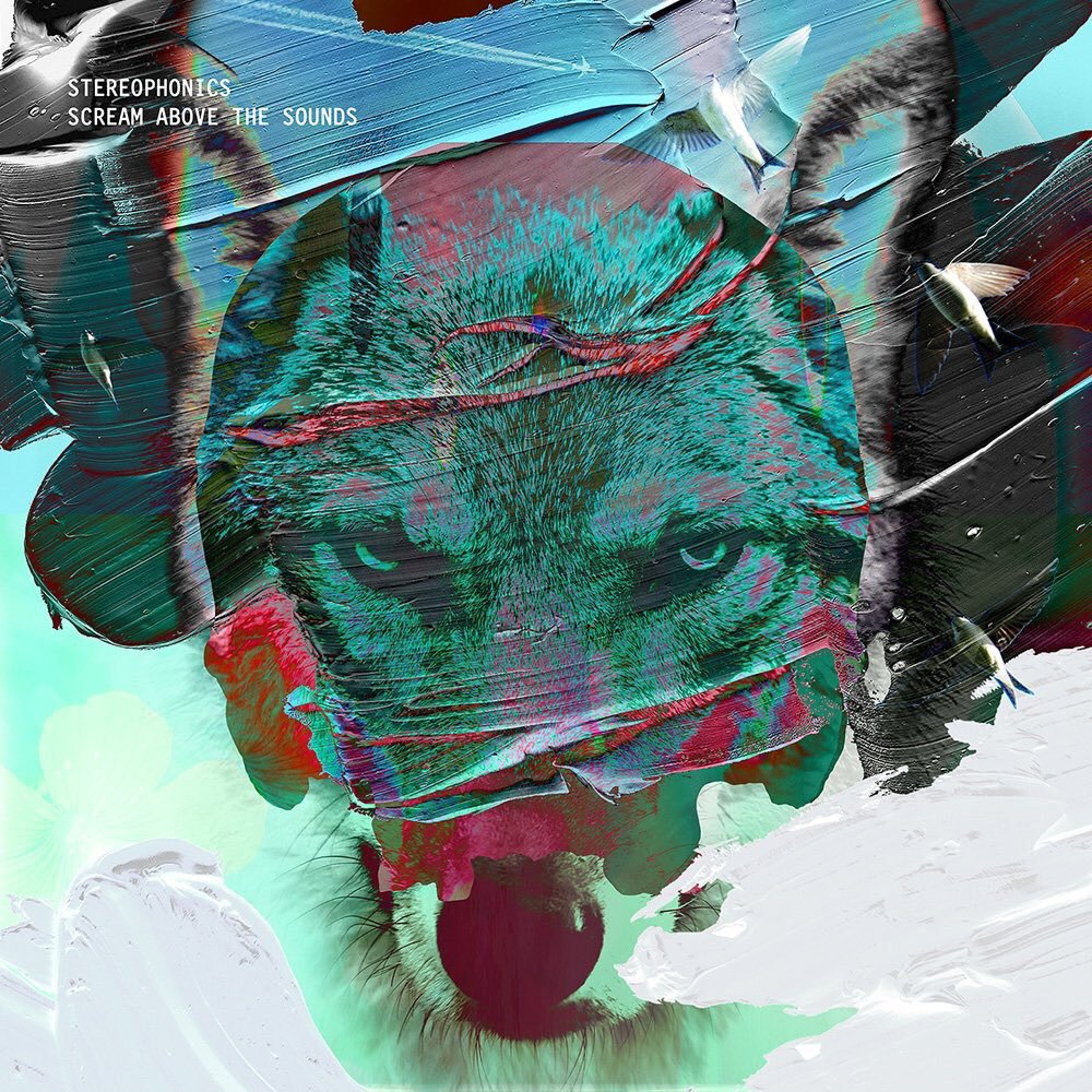 Stereophonics Stereophonics. Scream Above The Sounds (LP)