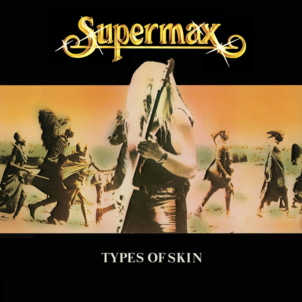 Supermax. Types Of Skin. Exclusive For Russia (LP)