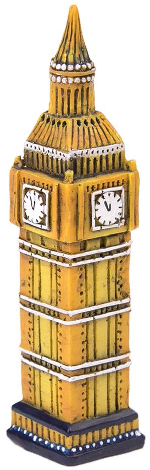Украшение новогоднее подвесное Magic Time Биг Бен75549Новогоднее подвесное украшение Биг Бен выполнено из полирезина.
