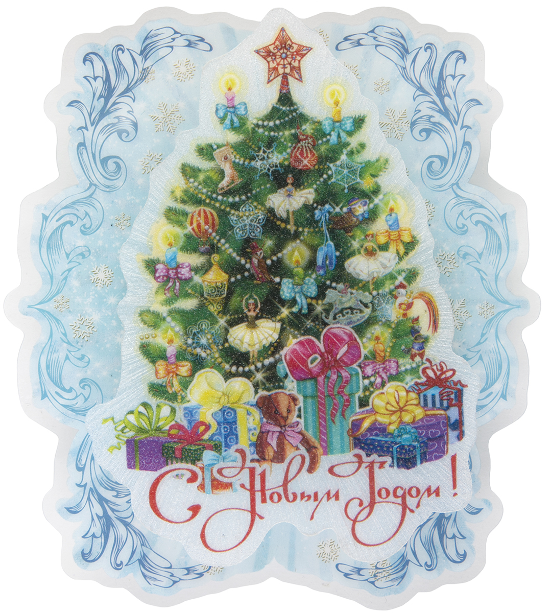 Новогоднее подвесное украшение Magic Time Пушистая елочка, с подсветкой76126Новогоднее украшение Magic Time со светодиодной подсветкой, выполненное из ПВХ, отлично подойдет для декорации вашего дома и новогодней ели. С помощью специальной петельки украшение можно повесить в любом понравившемся вам месте. Но, конечно, удачнее всего оно будет смотреться на праздничной елке.Елочная игрушка - символ Нового года. Она несет в себе волшебство и красоту праздника. Такое украшение создаст в вашем доме атмосферу праздника, веселья и радости.В комплекте элемент питания LR44, мощностью 0,06 Вт, напряжением 3 В.