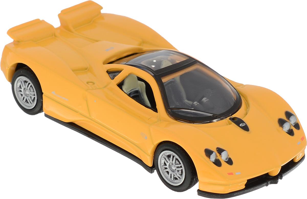 Autogrand Модель автомобиля Pagani Zonda C12 цвет желтый автобус zonda стоимость в ростове
