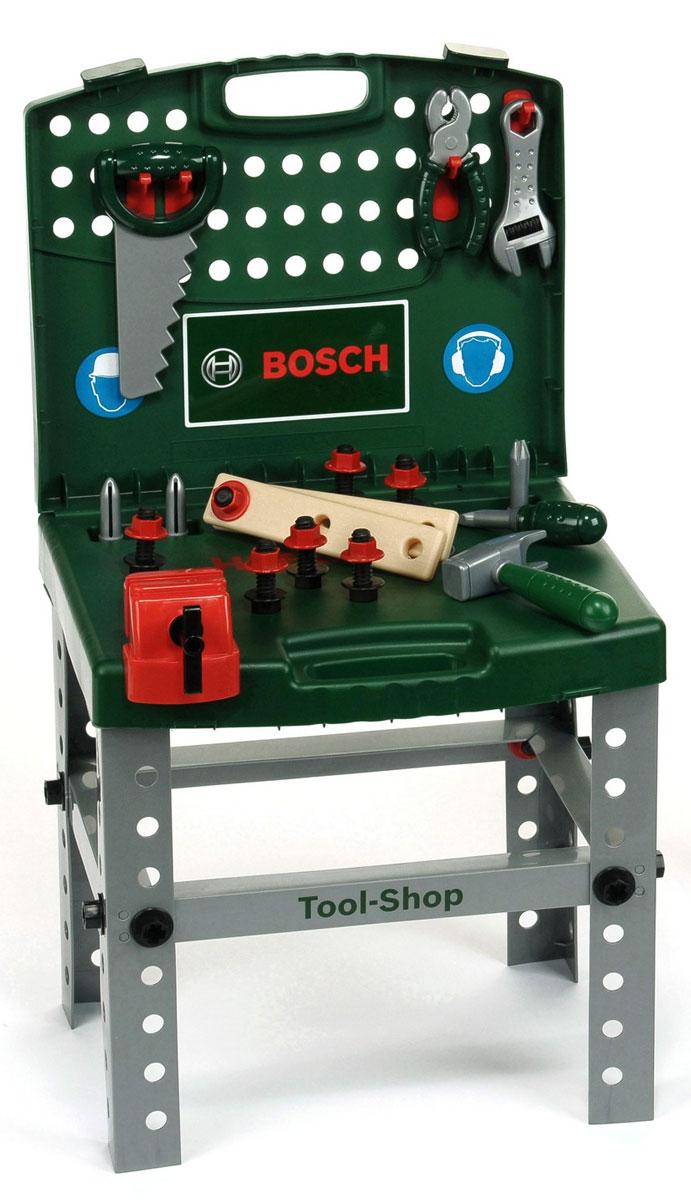 Klein Верстак Bosch складной верстак складной bosch pwb 600 890х740х160мм