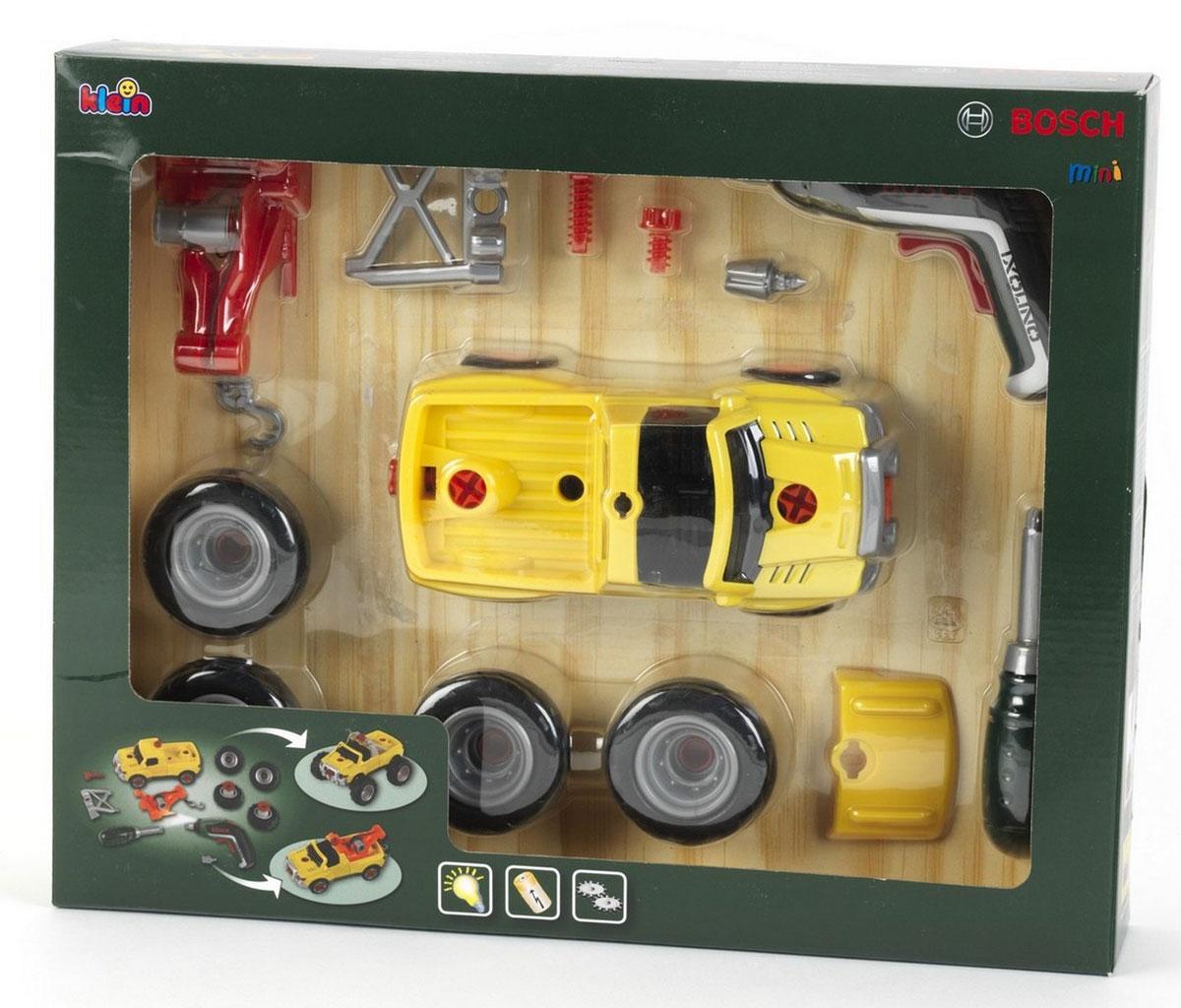 Klein Набор инструментов Bosch с машиной