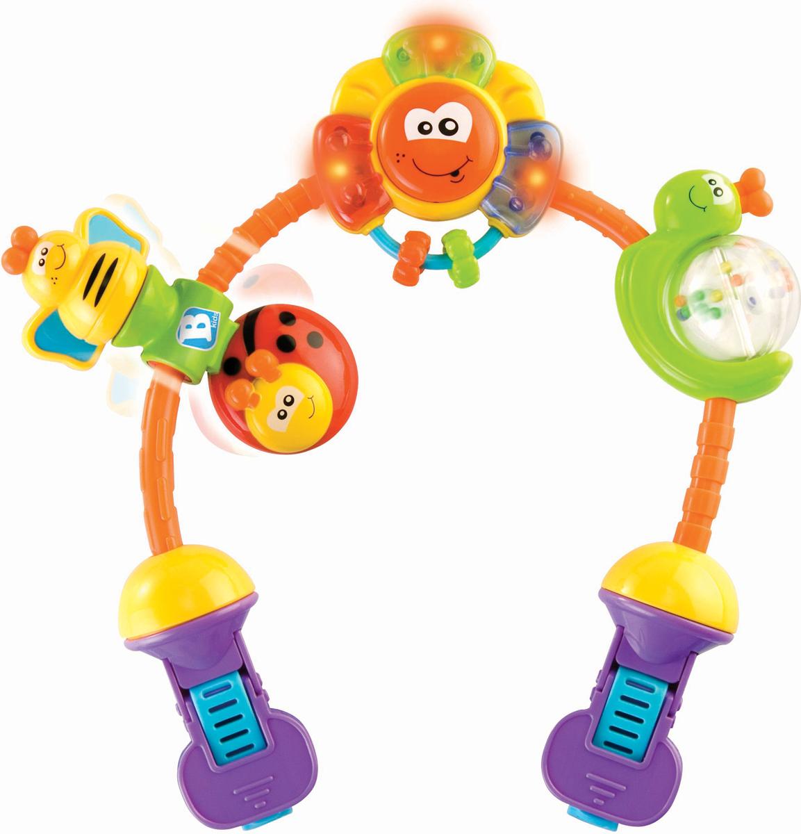 Bkids Игрушка-подвеска на коляску игрушка юла с шариками bkids