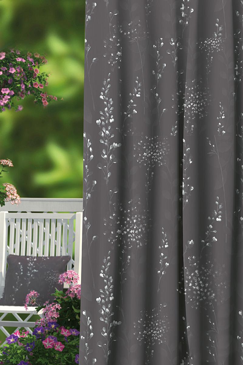 Штора Волшебная ночь Melany, на ленте, цвет: светло-коричневый, высота 270 смС W2531 V6Шторы коллекции Волшебная ночь - это готовое решение для Вашего интерьера, гарантирующее красоту, удобство и индивидуальный стиль!Длина штор регулируется с помощью клеевой паутинки (в комплекте). Изделия крепятся на вшитую шторную ленту: на крючки или путем продевания на карниз. Дизайнеры Марки предлагают уже сформированные комплекты штор из различных тканей и рисунков для создания идеальной композиции на окне. Для удобства выбора дизайны штор распределены в стилевые коллекции: ЭТНО, ВЕРСАЛЬ, ЛОФТ, ПРОВАНС. В коллекции Волшебная ночь к данной шторе Вы также сможете подобрать шторы из тканей: ВУАЛЬ - легкое затемнение, декоративная функция, БЛЭКАУТ (100% затемненение), сатен и ГАБАРДИН (частичное затемнение), которые будут прекрасно сочетаться по дизайну и обеспечат особый уют Вашему дому.
