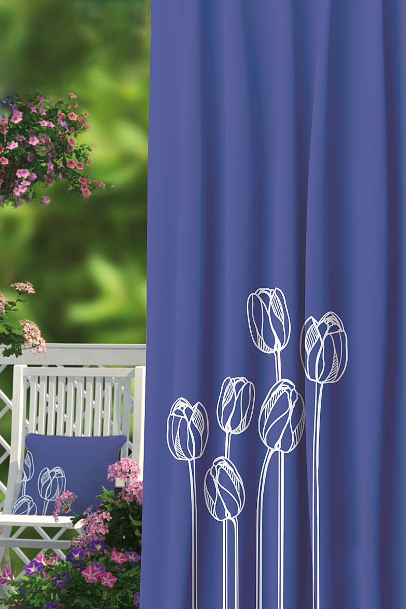 Штора Волшебная ночь Navy, на ленте, цвет: голубой, высота 270 см705471Шторы коллекции Волшебная ночь - это готовое решение для Вашего интерьера, гарантирующее красоту, удобство и индивидуальный стиль! Длина штор регулируется с помощью клеевой паутинки (в комплекте). Изделия крепятся на вшитую шторную ленту: на крючки или путем продевания на карниз. Дизайнеры Марки предлагают уже сформированные комплекты штор из различных тканей и рисунков для создания идеальной композиции на окне. Для удобства выбора дизайны штор распределены в стилевые коллекции: ЭТНО, ВЕРСАЛЬ, ЛОФТ, ПРОВАНС. В коллекции Волшебная ночь к данной шторе Вы также сможете подобрать шторы из тканей: ВУАЛЬ - легкое затемнение, декоративная функция, БЛЭКАУТ (100% затемненение), сатен и ГАБАРДИН (частичное затемнение), которые будут прекрасно сочетаться по дизайну и обеспечат особый уют Вашему дому.