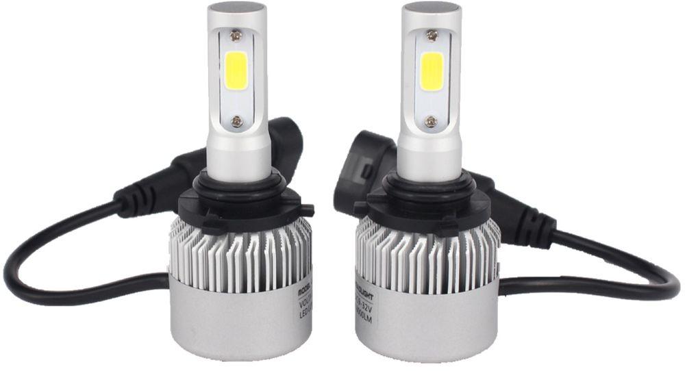 Лампа автомобильная светодиодная OsnovaLed, для фар, цоколь HB4/9006, 5000 К, 36 Вт, 2 шт hb4 9006 11w xenite