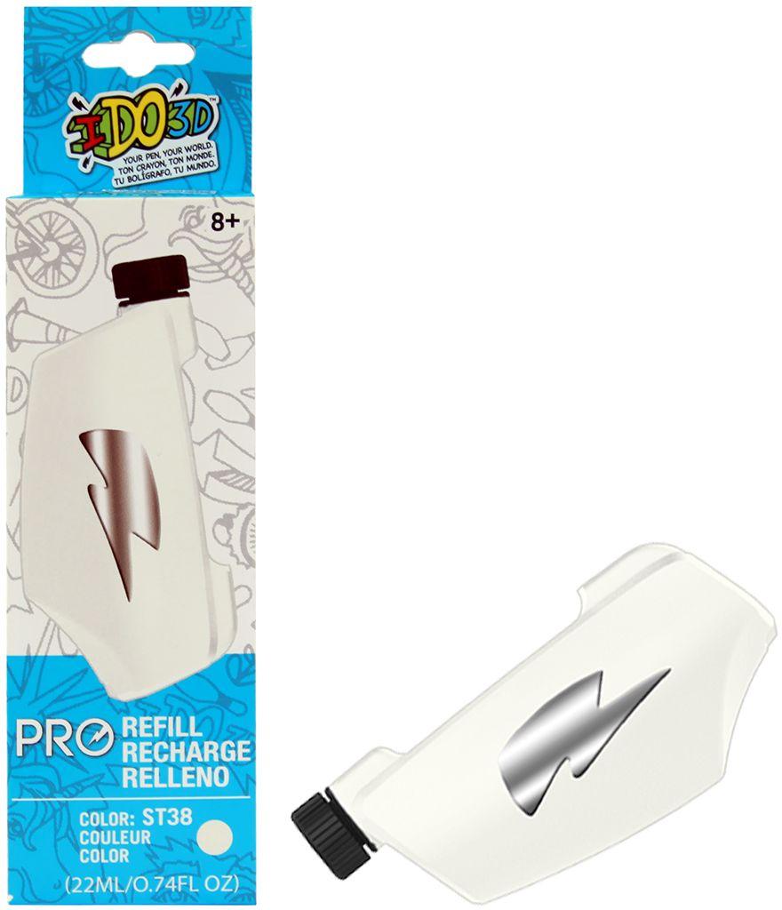 Redwood Картридж для 3D ручки Вертикаль PRO цвет белый 3d ручка redwood вертикаль машинки blue 155837m