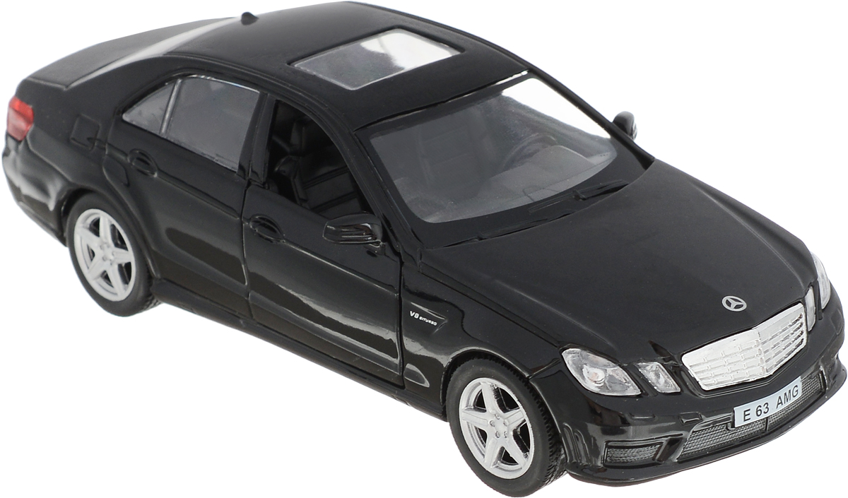 Autotime Модель автомобиля Mercedes-Benz E 63 AMG autotime collection 11446 уаз 31514 вдв