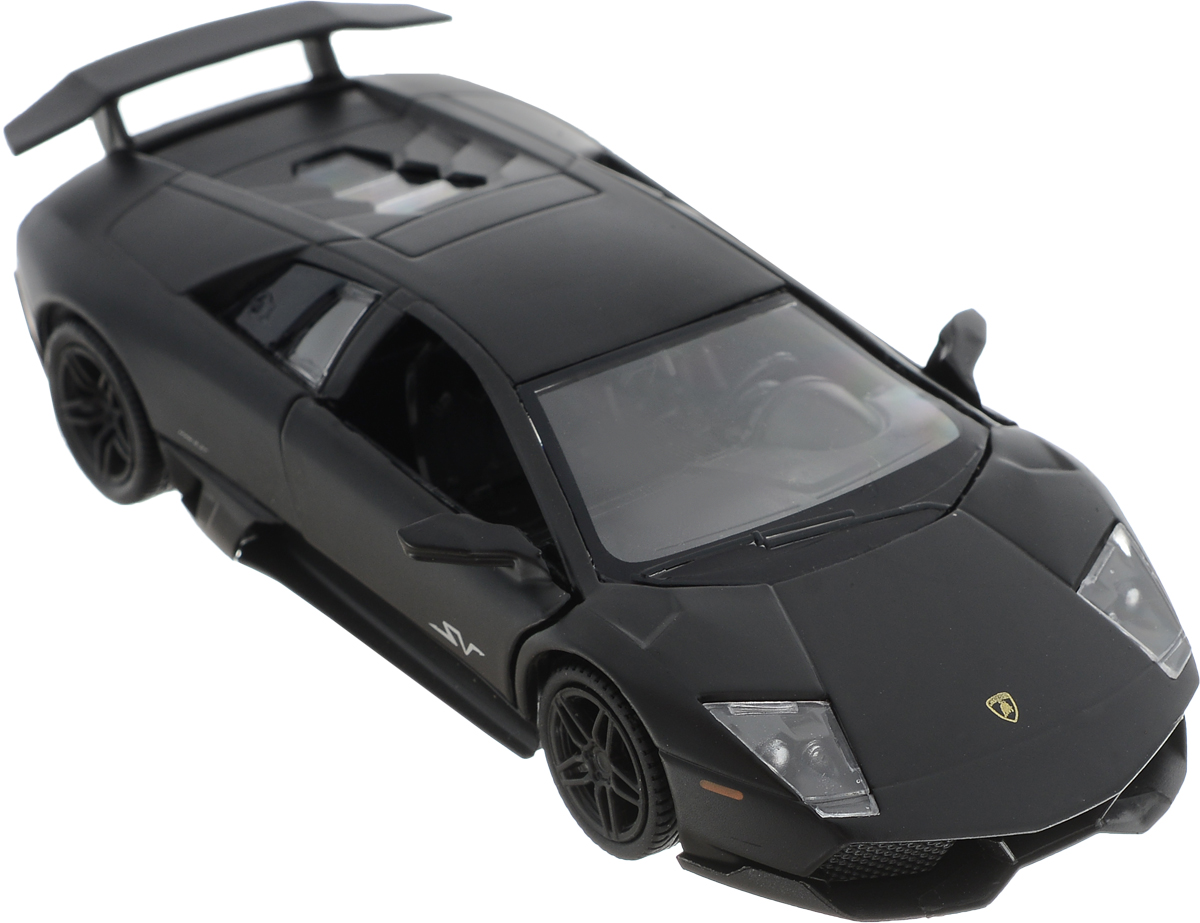 Autotime Модель автомобиля Lamborghini Murcielago LP 670-4 SV пазл 3d 37 элементов happy well lamborghini murcielago lp 670 4 57092