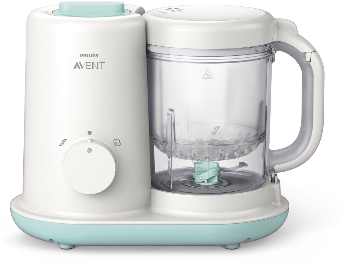 Philips Avent Блендер-пароварка Essential SCF862/02 philips avent scf875 02