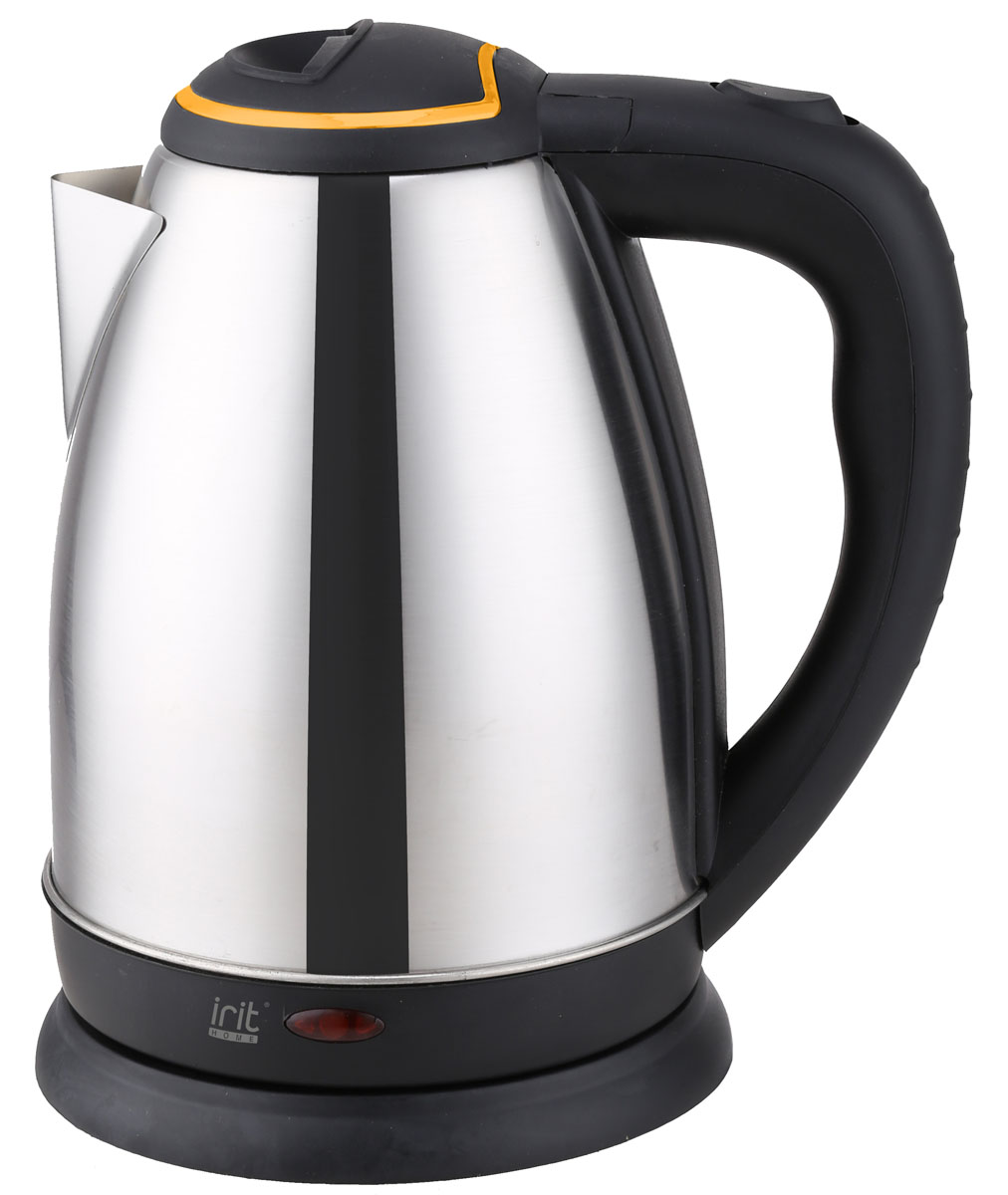 Irit IR-1338, Orange электрический чайник электрический чайник irit ir 1314 silver red