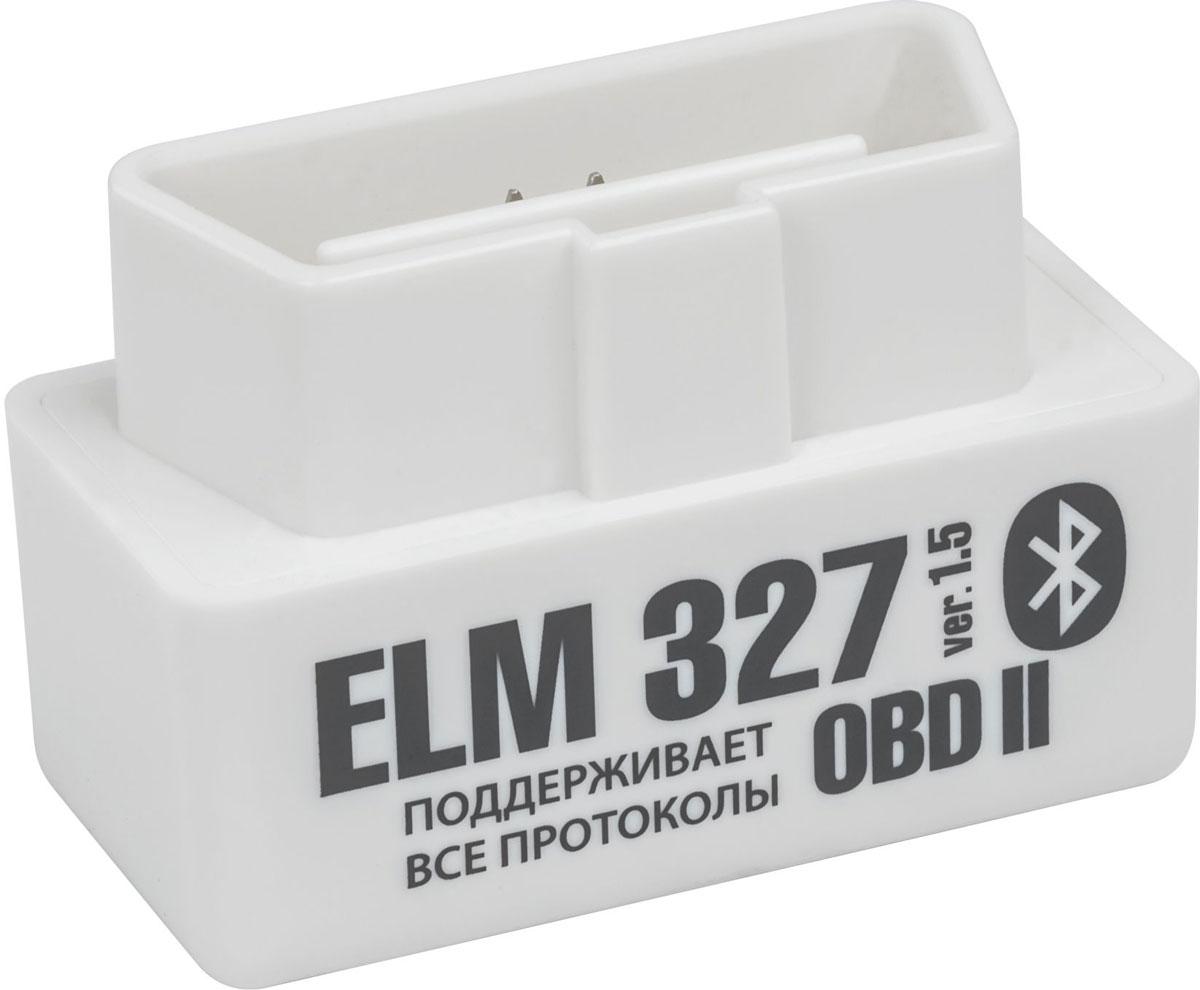 Адаптер автодиагностический Emitron ELM327 Bluetooth. 00010001Адаптер автодиагностический Emitron ELM327 Bluetooth является на сегодняшний день самым современным и удобным инструментом для проведения самостоятельной диагностики автомобиля. Адаптер ELM327 Bluetooth работает при помощи мобильных устройств под управлением операционных систем OS (Android, Symbian, Windows Mobile) или персонального компьютера под управлением OS (Windows XP, Windows Vista, Windows 7, Windows 8, Windows 10) по беспроводной технологии Bluetooth.Адаптером поддерживаются все протоколы OBD II, CAN.Функциональные возможности: - Считывать диагностические коды ошибок и расшифровывать их значение. В базе данных приведено более 3000 кодов различных ошибок;-Производить очистку ошибок и выключать надпись Check Engine на приборной панели;- Получать данные с различных датчиков в режиме реального времени, что позволяет адаптеру выполнять роль маршрутного компьютера.Технические характеристики:- Антенна: Внутренняя.- Рабочая температура: -30°C ~ +70°C.- Рабочее напряжение: DC 9 ~ 16V.- Потребляемая мощность: 0,35 mA.- Температура хранения: -40°C ~ +85°C.Влажность без образования инея: 5% ~ 95%.Класс защиты: IP30.Мощность Bluetooth модуля: -95dB @ 0.1% BER.Дальность Bluetooth соединение: 5 – 10м.Встроенная схема защиты от перегрузки и короткого замыкания. Поддерживаемые протоколы OBD II: ISO15765-4 (CAN-шина): Audi, Opel, VW, Ford, Jaguar, Renault, Peugeot, Chrysler, Porsche, Volvo, Saab, Mazda, Mitsubishi;ISO 14230-4 (KWP2000): Daewoo, Hyundai, KIA;ISO 9141-2: Honda, Infinity, Lexus, Nissan, Toyota, Audi, BMW, Mercedes, Porsche;SAE J1850 VPW: Buick, Cadillac, Chevrolet, Chrysler, Dodge, GM, Isuzu; SAE J1850 PWM: Ford, Lincoln, Mazda.